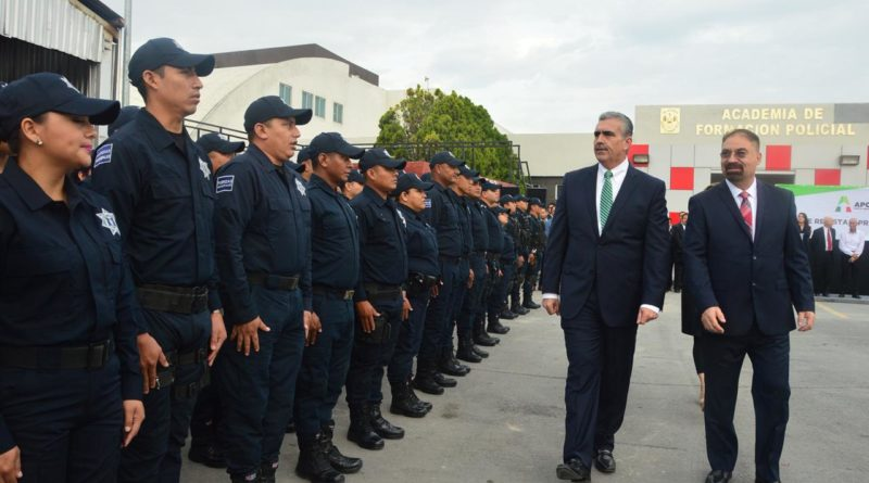 Demanda César Garza más recursos para seguridad