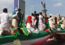 Participan cuatro mil personas en desfile del Día de Independencia en Monterrey
