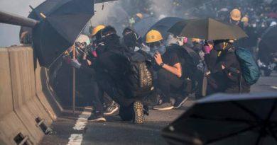 Los 100 días de las protestas en Hong Kong